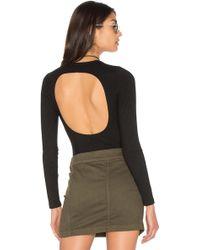 Bella Luxx - Stripe Bodysuit - Lyst