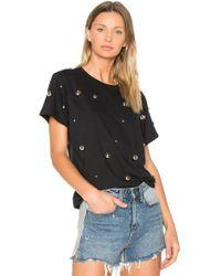 Dodo Bar Or Ganix T-shirt - Black