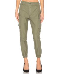 Etienne Marcel - Military Cargo Pant - Lyst
