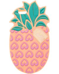 Lolli - Pineapple Iphone 6/6s Case - Lyst