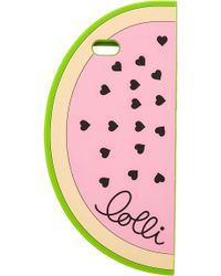 Lolli - Melons Iphone 6/6s Case - Lyst