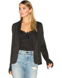 Michael Stars - Relaxed Blazer - Lyst
