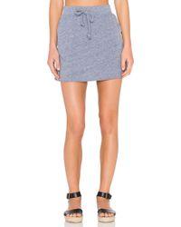 Nation Ltd - Melissa Mini Skirt - Lyst
