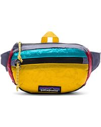 Patagonia Lightweight Travel Mini Hip Pack - Blue
