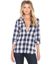 Penfield - Pearson Brushed Flannel Shirt - Lyst