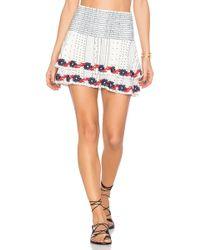 Piper - Margo Skirt - Lyst