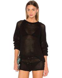 Ragdoll - Crochet Sweater - Lyst