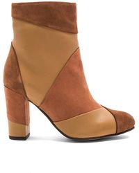 Seychelles - Skulk Suede and Leather Boots - Lyst