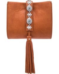 Sancia - X Vanessa Mooney Conchos Clutch - Lyst