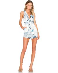 State Of Being - Daydream Playsuit - Lyst