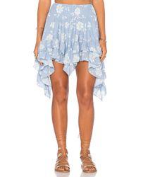 Winston White - Chica Skirt - Lyst