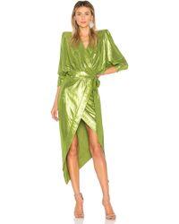 Zhivago Picture This Dress - Grün