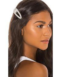 8 Other Reasons Isabel Clip - Metallic