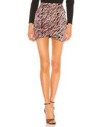 Nbd Marcia Mini Skirt - Schwarz