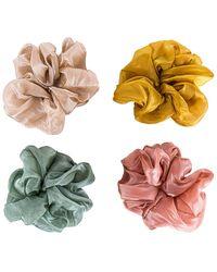8 Other Reasons Резинка Для Волос Frances В Цвете Насыщенный Пастельный - Green,pink. Размер All. - Многоцветный