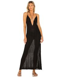 Devon Windsor Paloma Dress - Black