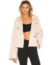 Free People X Fp Movement Climb High Fleece - Natural