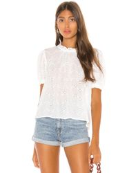 Free People - Letters To Juliet トップ - Lyst