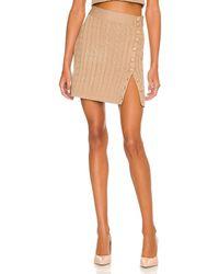 JoosTricot Mini Skirt - Natural