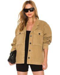 Anine Bing Куртка Sawyer В Цвете Коричневый