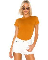Vince Tシャツ - オレンジ