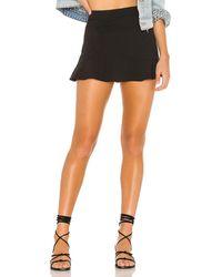 superdown Tawny ミニスカート - ブラック