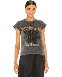 AllSaints Forever グラフィックtシャツ - ブラック