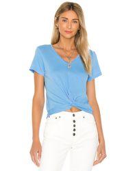 Bobi Tシャツ - ブルー