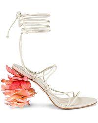 Cult Gaia Effie Sandal - Weiß