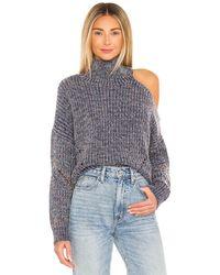 Lovers + Friends Adelite Sweater - Blue