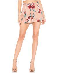 MAJORELLE Hunter Shorts - Pink