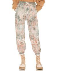 John Elliott Silk パンツ. Size 0 / Xs, 2 / M. - マルチカラー