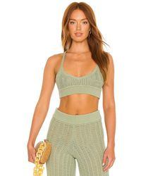 Tularosa Maeve Knit Top - Green