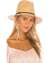 Hat Attack Travel Hat - Natur