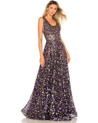 Bronx and Banco - Barbara Gown - Lyst