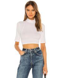 GRLFRND Bella Tシャツ - ホワイト