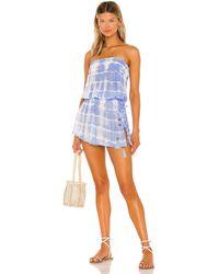 Tiare Hawaii Aina Dress - Blue