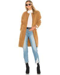 Tularosa - X Revolve Shiloh Faux Fur Coat - Lyst
