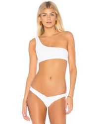 Storm - Cinque Terre Bikini Top In White - Lyst