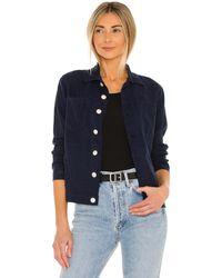 L'Agence Celine ジャケット - ブルー