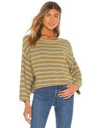 Free People - Bardot オーバーサイズセーター - Lyst