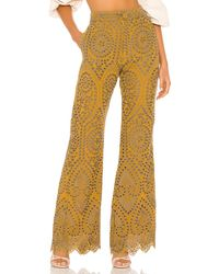Jen's Pirate Booty Picasso Pants - Multicolor