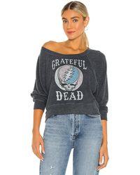 Chaser Grateful Dead プルオーバー - ブルー
