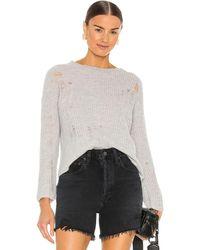Autumn Cashmere セーター - グレー