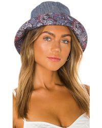 Genie by Eugenia Kim X Revolve Sara Bucket Hat - Blue