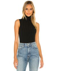 Anine Bing Miranda Top - Black