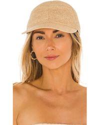 Janessa Leone Carlota Hat - Natur