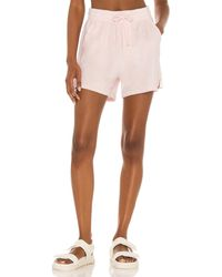 DONNI. Terry henley short - Multicolor
