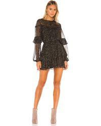 Tularosa Khloe ドレス - ブラック