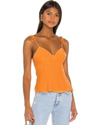 Song of Style Arthur Top - Orange